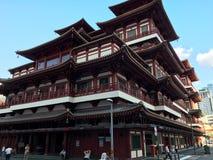 Templo do dente da Buda Foto de Stock Royalty Free
