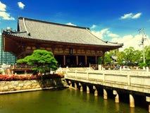 Templo do deus Fotos de Stock Royalty Free