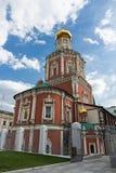 Templo do esmagamento em Moscou na cidade de China, R?ssia fotos de stock royalty free