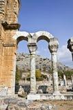 Templo do grego clássico Fotos de Stock Royalty Free
