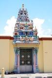 Templo do Hinduism em Penang imagens de stock royalty free