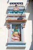 Templo do Hinduism em Penang foto de stock royalty free