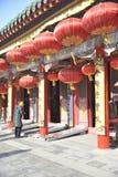 Templo do imperador de Shenyang Imagens de Stock Royalty Free