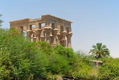 Templo do Isis Imagens de Stock Royalty Free