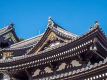 Templo do kannon do dera de Kase Fotografia de Stock Royalty Free