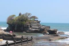 Templo do lote de Tanah Foto de Stock