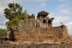 Templo do lote de Tanah Foto de Stock Royalty Free