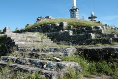 Templo do mercúrio em France Foto de Stock