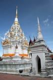 Templo do Pagoda de Chaiya no sul de Tailândia Fotografia de Stock Royalty Free