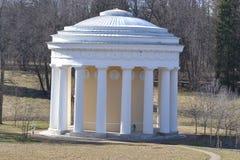 Templo do pavilhão da amizade Imagem de Stock