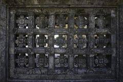 Templo do penhasco de Bali em Uluwatu Fotos de Stock