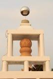 Templo do phasornkaew de Wat, opinião de A do templo bonito Localizado no pH Fotos de Stock Royalty Free