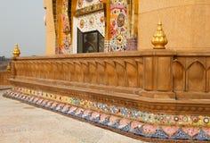 Templo do phasornkaew de Wat, opinião de A do templo bonito Localizado no pH fotografia de stock