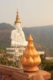 Templo do phasornkaew de Wat, opinião de A do templo bonito Localizado no pH fotos de stock