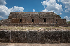 Templo do puuc do ruta de Kabah Imagem de Stock