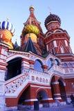 Templo do russo imagens de stock