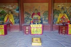 Templo do ` s de Dragon King imagens de stock royalty free