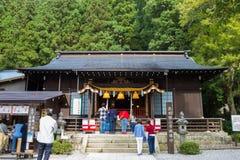 Templo do santuário foto de stock royalty free