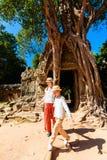 Templo do som de Ta Fotografia de Stock