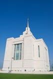 Templo do ucraniano de Kiev do Mormon Foto de Stock