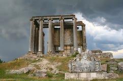 Templo do Zeus Foto de Stock