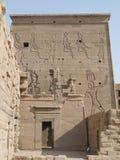 Templo dos philae fotografia de stock royalty free