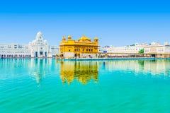 Templo dourado fotos de stock royalty free