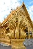 Templo dourado Imagem de Stock