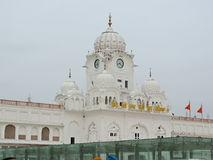Templo dourado, Amritsar, India Fotografia de Stock Royalty Free
