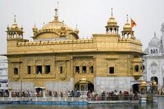 Templo dourado, Amritsar, Punjab, India Imagem de Stock Royalty Free