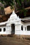 Templo dourado de Dambulla Fotos de Stock Royalty Free