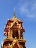 Templo dourado do sino grande Imagem de Stock