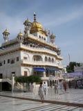 Templo dourado em Amritsar - Sri Harimandir Sahib. Fotos de Stock