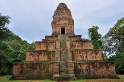 Templo em Angkor Wat Imagem de Stock