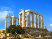 Templo em Atenas Imagens de Stock Royalty Free