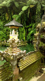 Templo em Bali Imagem de Stock
