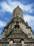 Templo em Banguecoque Foto de Stock Royalty Free
