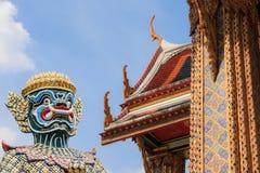 Templo em Banguecoque Foto de Stock