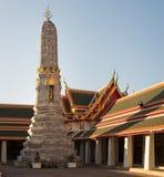 Templo em Banguecoque Fotografia de Stock