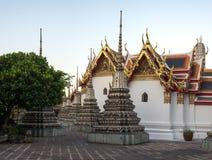 Templo em Banguecoque Fotos de Stock Royalty Free