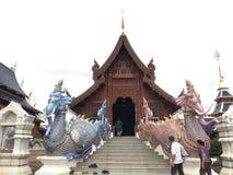 Templo em Chiang Mai Fotos de Stock Royalty Free