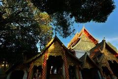 Templo em Chiang Mai Imagens de Stock