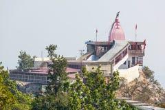 Templo em Haridwar Fotos de Stock