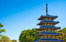 Templo em Japão Fotos de Stock Royalty Free