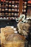 Templo em Japão imagem de stock royalty free
