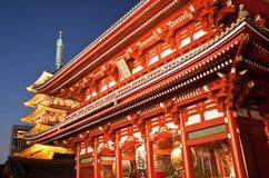 Templo em Japão Imagem de Stock