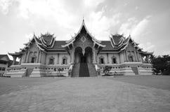 Templo em Laos Foto de Stock