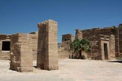 Templo em Luxor Fotos de Stock Royalty Free