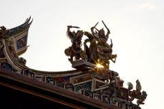 Templo em Malacca Fotografia de Stock