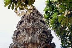 Templo em Phnom Penh em Camboja imagens de stock royalty free